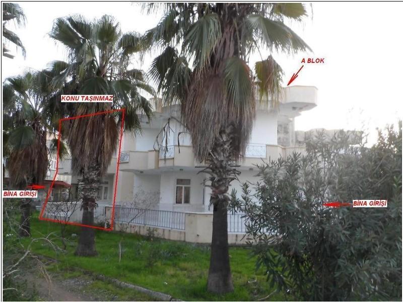 Antalya Manavgat Bankadan Satılık 118 m2 Villa
