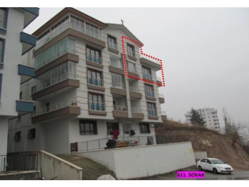 Ankara Mamak Bankadan Satılık 197 m2 Daire