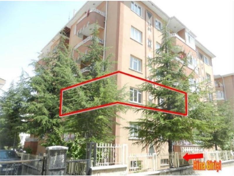 Ankara Sincan Osmanlı Mahallesinde 100 m2 3+1 Daire