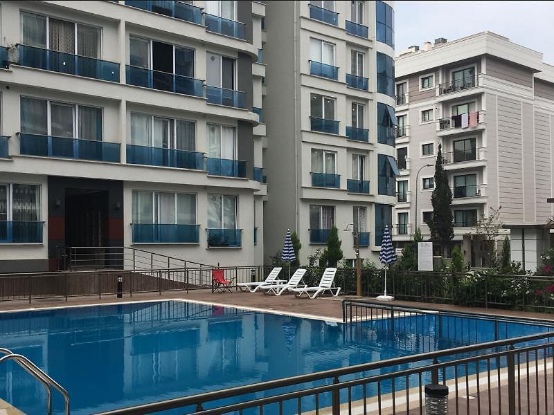 İstanbul Tuzla Evliya Çelebi'de 2+1 92 m2 Daire