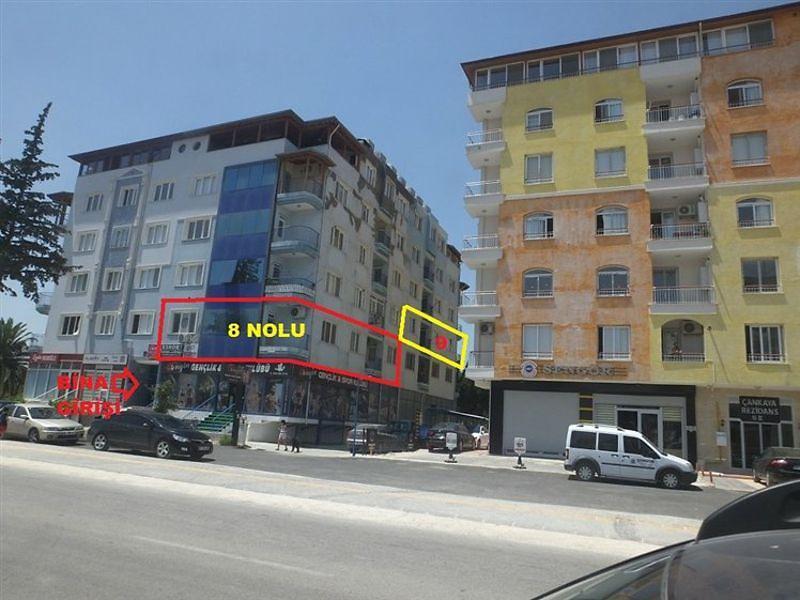 Antakya Hatay Odabaşı Mahallesinde 3+1 120 m2 Daire