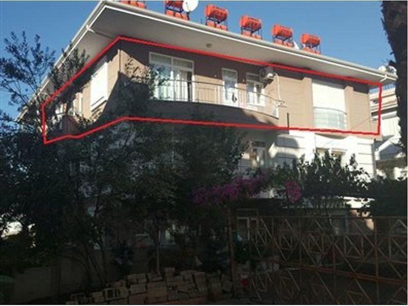 Antalya Manavgat Sarılar Mahallesinde 127 m2 3+1