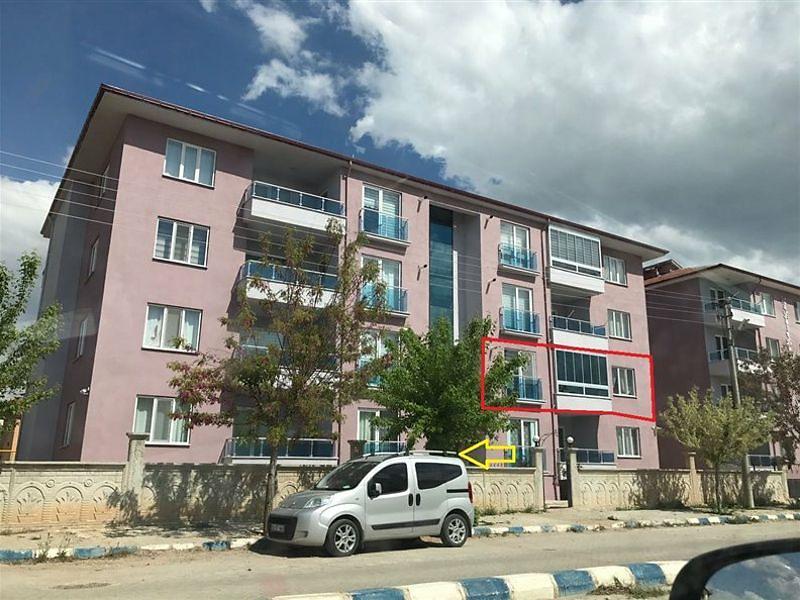 Afyon Bolvadin Yıldırım Mahallesinde 173 m2 4+1