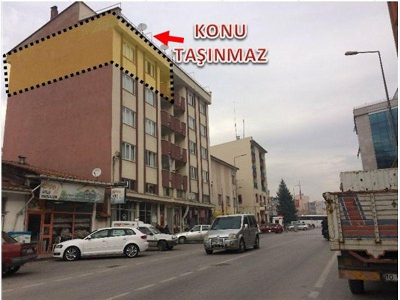 Balıkesir Dursunbey Bankadan Satılık 99 m2 Daire