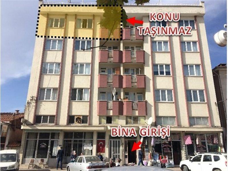 Balıkesir Dursunbey Bozyokuş Mahallesinde 99 m2 2+1 Daire