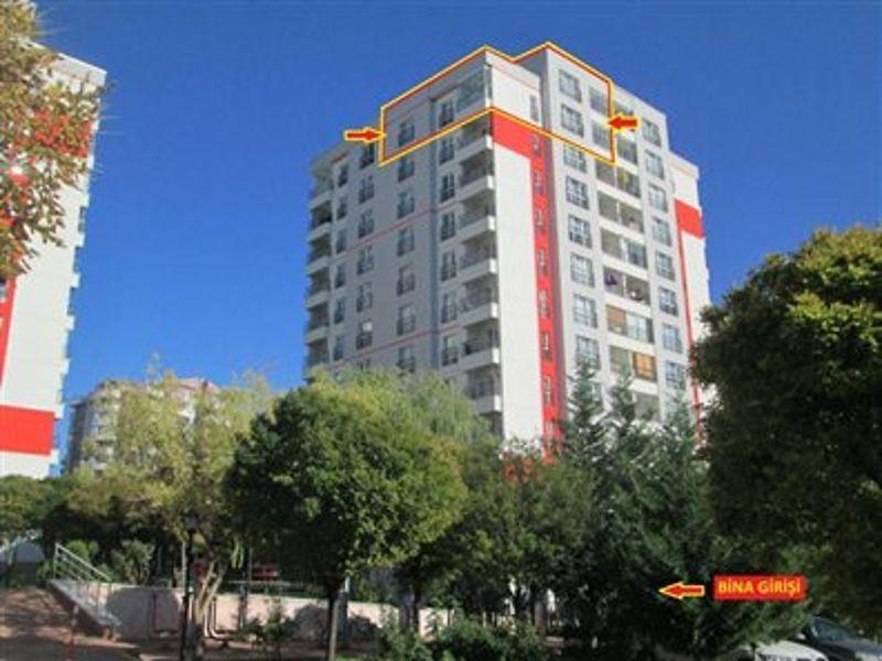 Ankara Yenimahalle Bankadan Satılık 185 m2 Daire