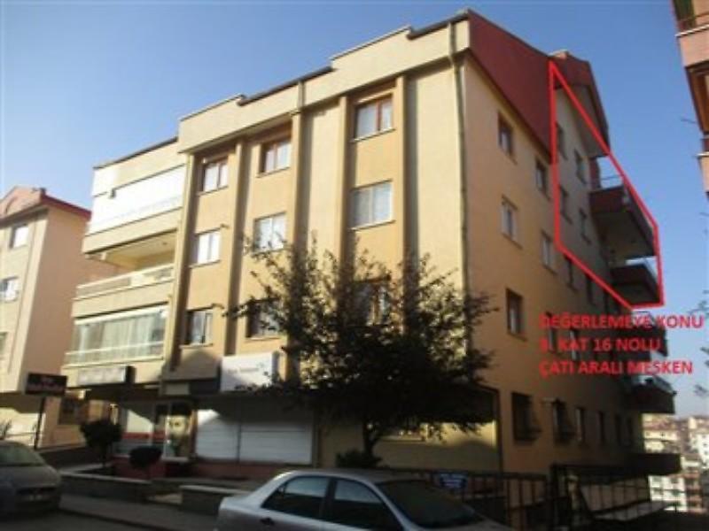 Ankara Mamak Bankadan Satılık 180 m2 Daire