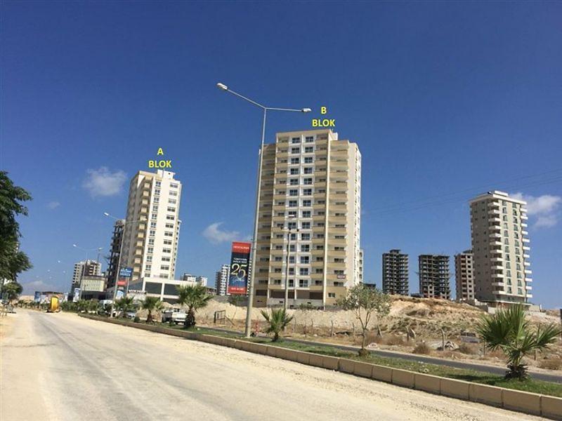 Adana Sarıçam Bankadan Satılık 50 m2 Daire