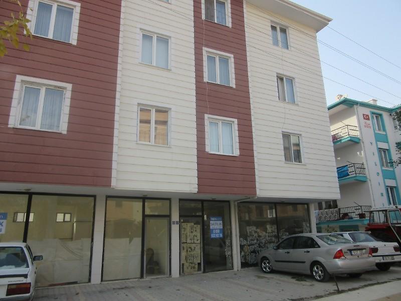 Çorum Merkez Gülabibey Mahallesinde 54 m2 Dükkan