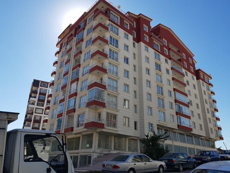 Ankara Altındağ Ali Ersoy Mahallesinde 123 m2 Dükkan