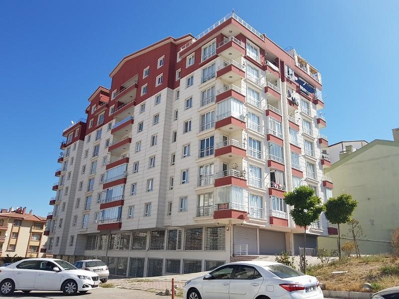 Ankara Altındağ Ali Ersoy Mahallesinde 366 m2 Dükkan
