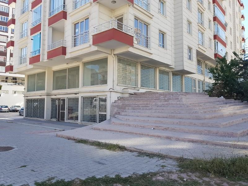 Ankara Altındağ Ali Ersoy Mahallesinde 140 m2 Dükkan