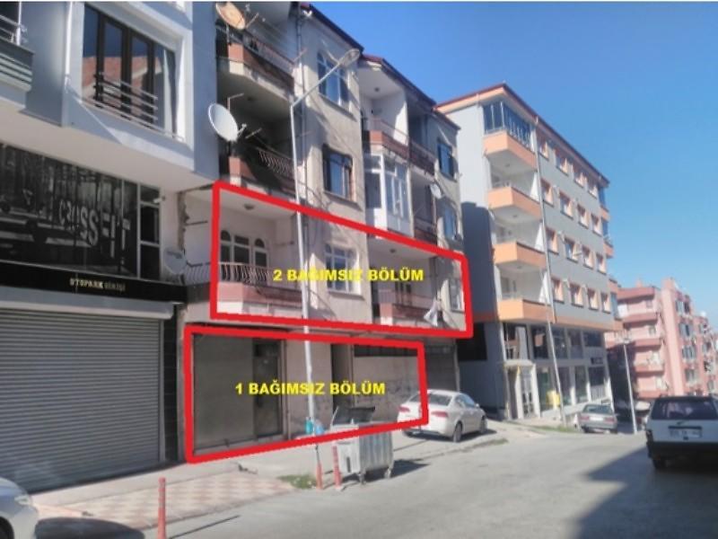 Amasya Merzifon Şirketten Satılık 172 m2 Daire