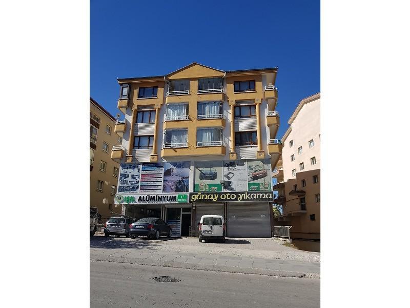 Ankara Altındağ Ali Ersoy Mahallesinde 289 m2 Depolu Dükkan