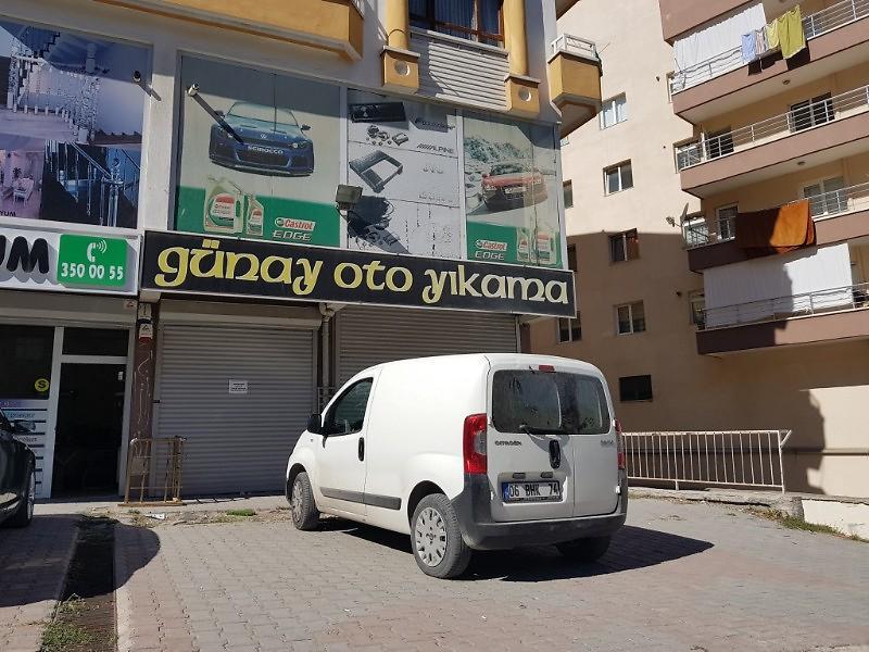 Ankara Altındağ Şirketten Satılık 289 m2 Dükkan