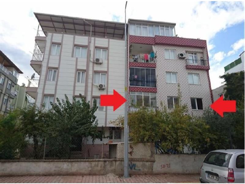 Antalya Kepez Gündoğdu Mahallesinde 3+1 118 m2 Daire
