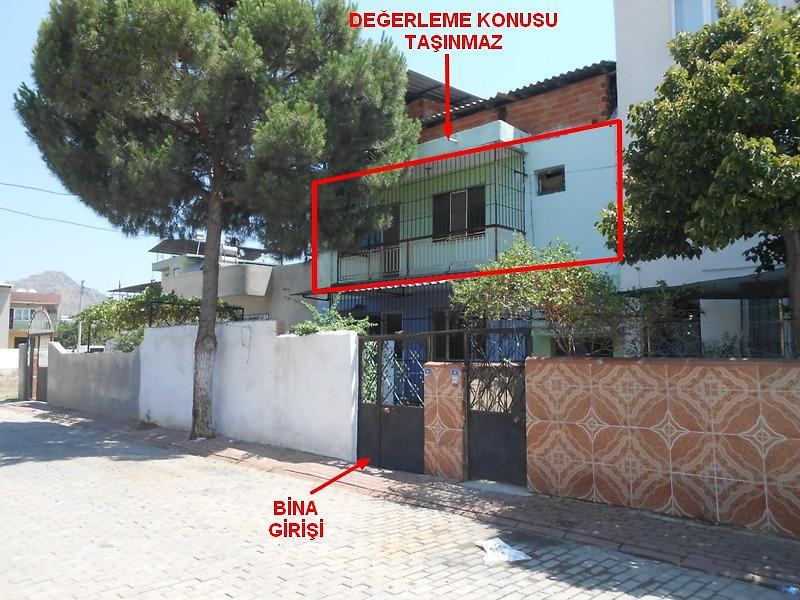 Aydın İncirliova Hürriyet Mahallesinde 2+1 96 m2 Daire