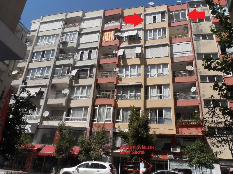 Antalya Muratpaşa Altındağ Mahallesinde 3+1 100 m2 Daire