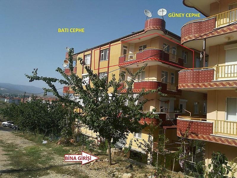 Antalya Aşağıpazar Mahallesinde 2+1 81 m2 Daire