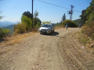 Antalya Kumluca Karacaören Köyünde 2190 m2 Nar Bahçesi