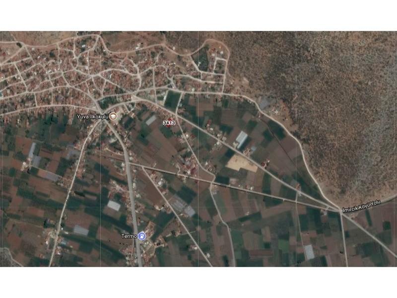 Antalya Elmalı Şirketten Satılık 592 m2 Tarla