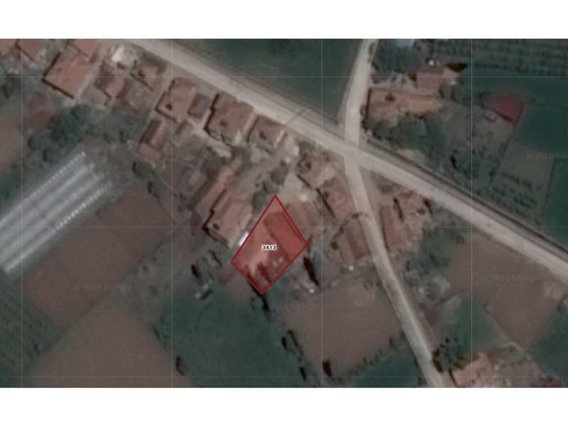 Antalya Elmalı Yuva Köyünde 592 m2 Arsa