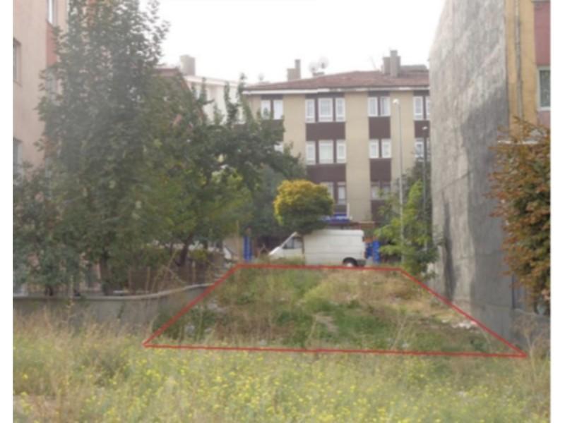 Ankara Altındağ Şirketten Satılık 242 m2 İmarlı