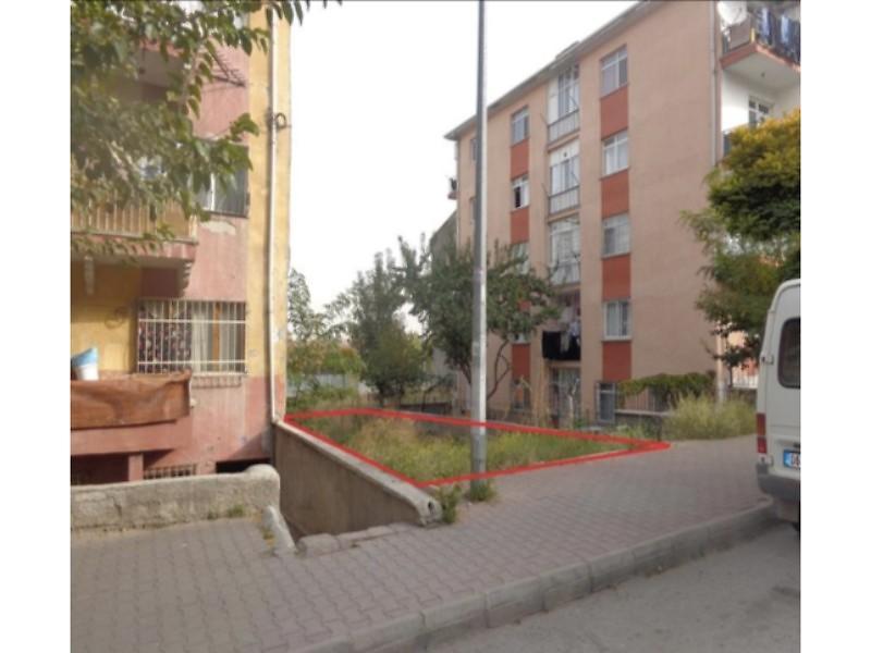 Ankara Altındağ Örnek Mahallesinde 242 m2 İmarlı Arsa