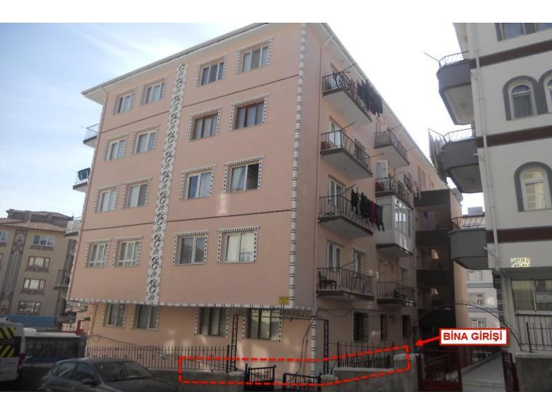 Ankara Sincan Maraşal Çakmak Mahallesinde 60 m2 2+1 Daire