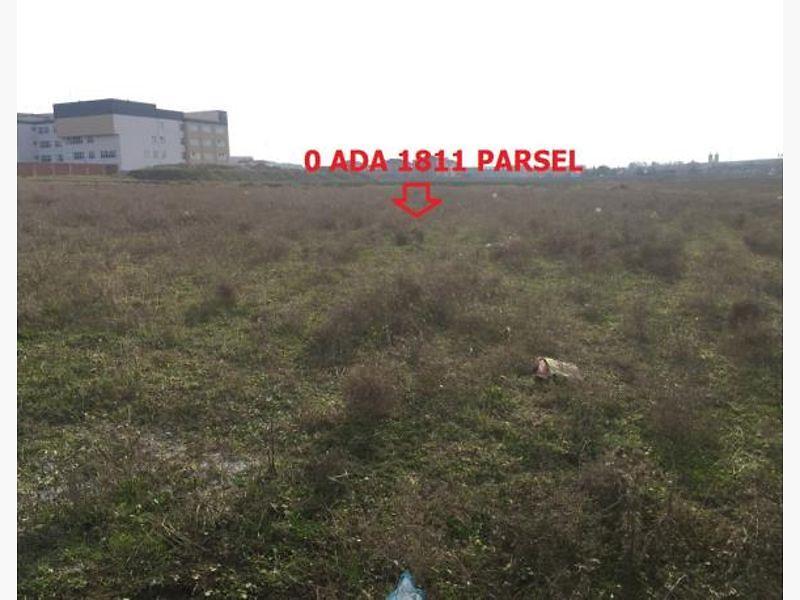 Tekirdağ Ergene Cumhuriyet Mahallesinde 3.550 m2 İmarlı Arsa