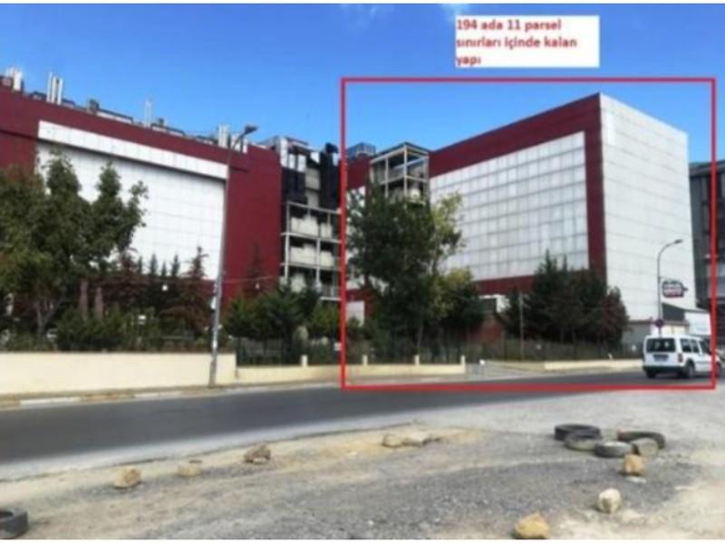İstanbul Sancaktepe Bankadan Satılık 30 m2 Dükkan