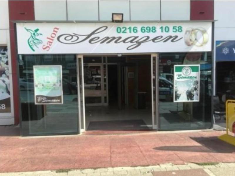 İstanbul Sancaktepe Sarıgazi Kemal Türkler Mahallesinde 30 m2 Dükkan ve Deposu