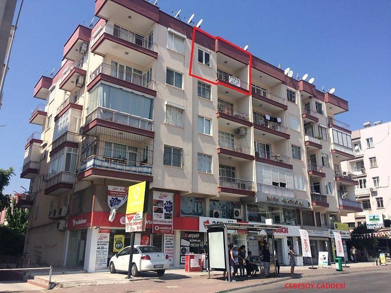 Antalya Muratpaşa Sinan Mahallesinde 120 m2 3+1 Daire