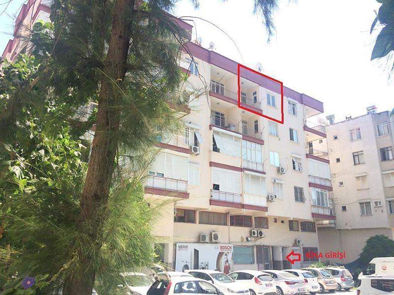 Antalya Muratpaşa Vakıftan Satılık 120 m2 Daire