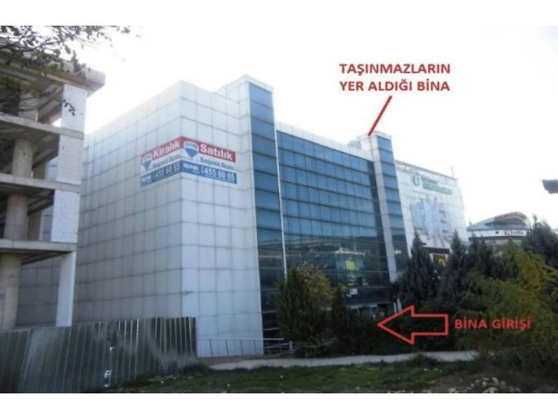 İstanbul Sancaktepe Sarıgazi Kemal Türkler Mahallesinde 19 m2 Dükkan