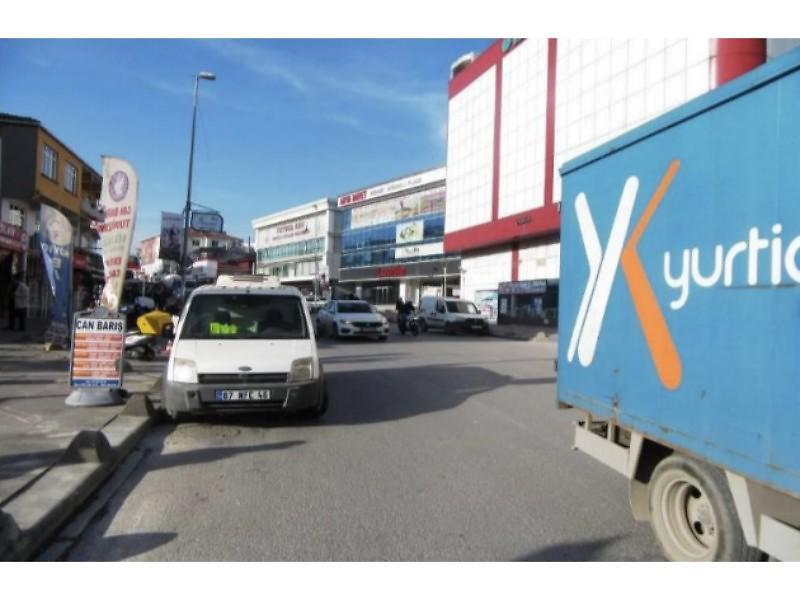 İstanbul Sancaktepe Bankadan Satılık 116 m2 Dükkan