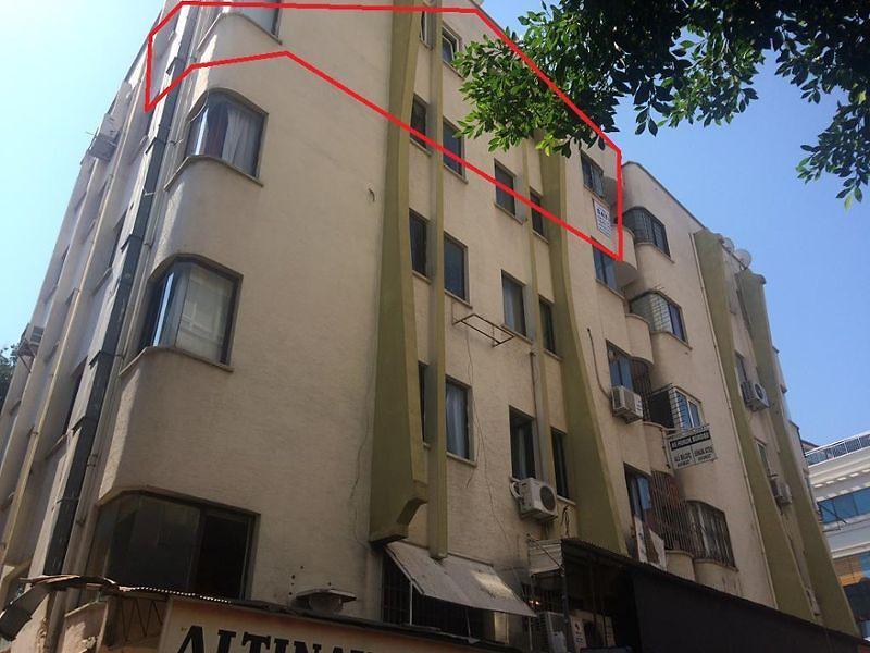 Antalya Muratpaşa Vakıftan Satılık 75 m2 Ofis