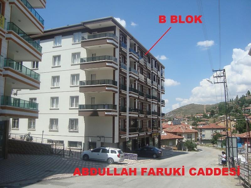 Ankara Altındağ Doğu Mahallesinde 3+1 Daire