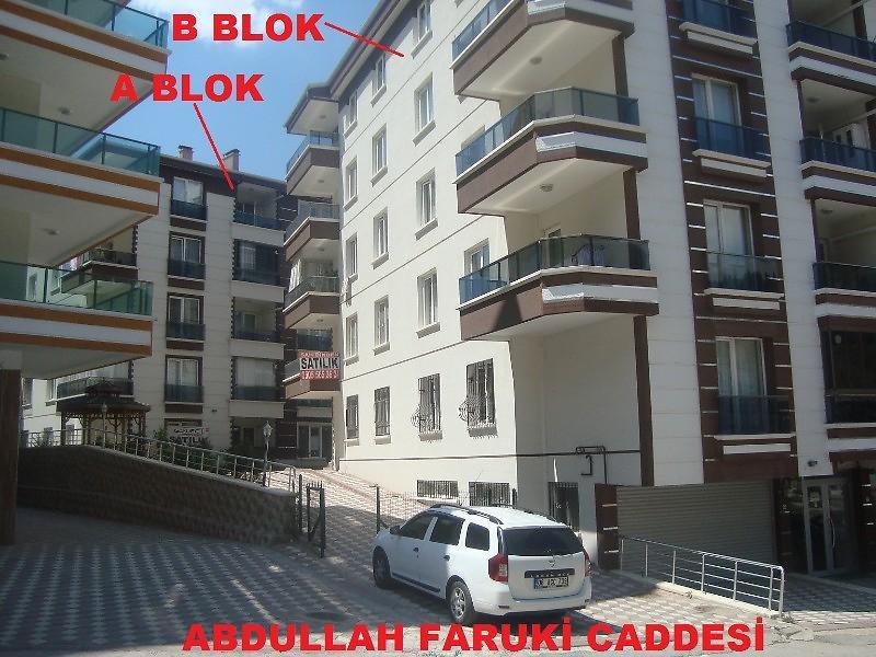 Ankara Altındağ Bankadan Satılık 116 m2 Daire