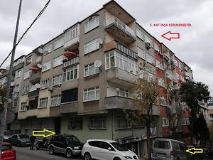 İstanbul Gaziosmanpaşa Yeni Mahalle'de 30/1200 Hisseli Konut İmarlı Arsa