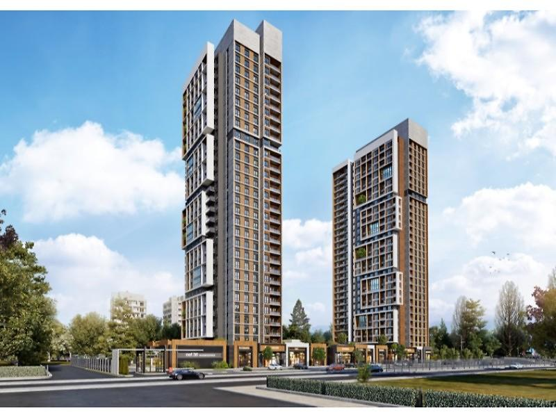 İstanbul Bağcılar İnşaat Firmasından Satılık 175 m2 Daire