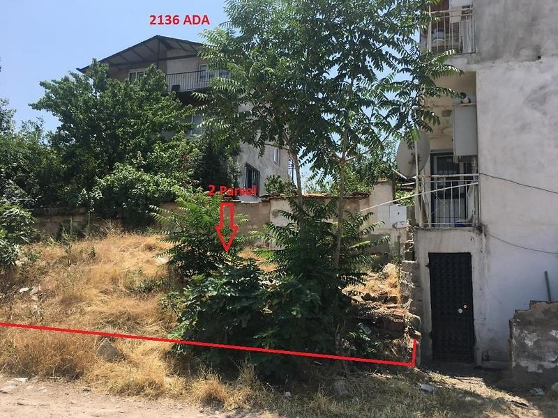 Denizli Merkezefendi Eskihisar Mahallesinde 22 m2 Hisseli Arsa