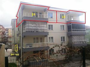 Kırıkkale Merkez Tepebaşı Mahallesinde 105 m2 3+1 Daire