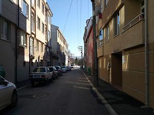 Eskişehir Odunpazarı Osmangazi Mahallesinde 90 m2 2+1 Daire