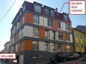 Eskişehir Çamlıca Mahallesinde 100m2 3+1 Dubleks Daire