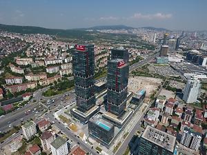 İstanbul Maltepe Ritim Projesinde 161 3+1 Daire