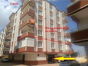 Gaziantep Nizip Sultan Abdulhamit Mahallesinde 146 m2 Daire