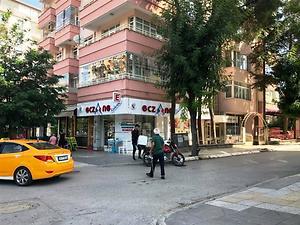 Çorum Merkez Bahçelievler Mahallesinde 173 m2 Dükkan