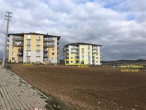 Bursa Yenişehir Yenigün Mahallesinde 3+1 140 m2 Daire