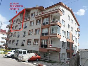 Ankara Mamak Harman Mahallesi'nde Çatı Aralı Daire